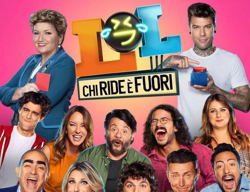LOL chi ride è fuori - Michela Giraud - Amazon Prime