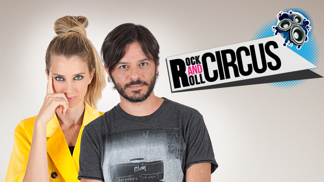 Carolina Di Domenico 'Rock and Roll Circus' Radio2
